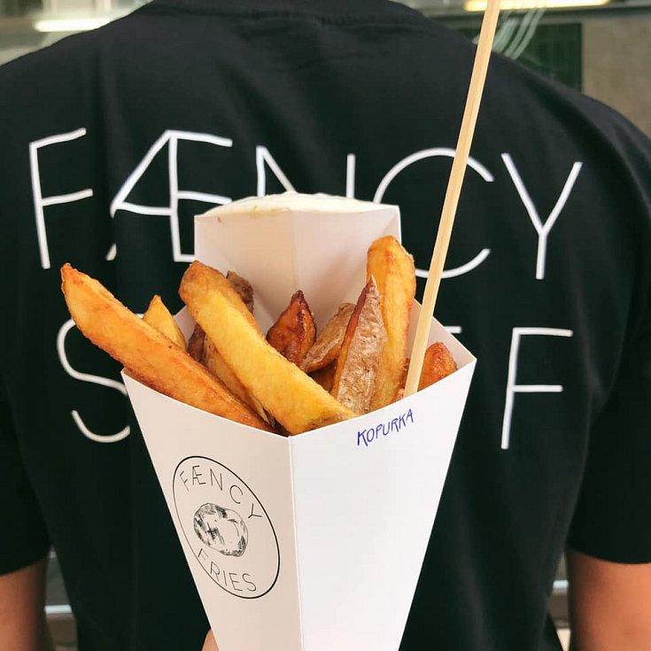 Faency Fries v Olomouci