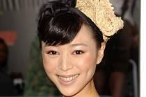 Čínská herečka Jing-chu Zhang.