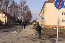 Nová stezka pro pěší a cyklisty