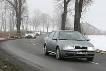 Na cestě z Olomouce do Samotišek zahynulo množství lidí, naposledy dvě dívky a dva chlapci přímo na Štědrý den.