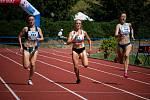 Olomouc hostila o víkendu mistrovství České republiky juniorů a dorostu v atletice.