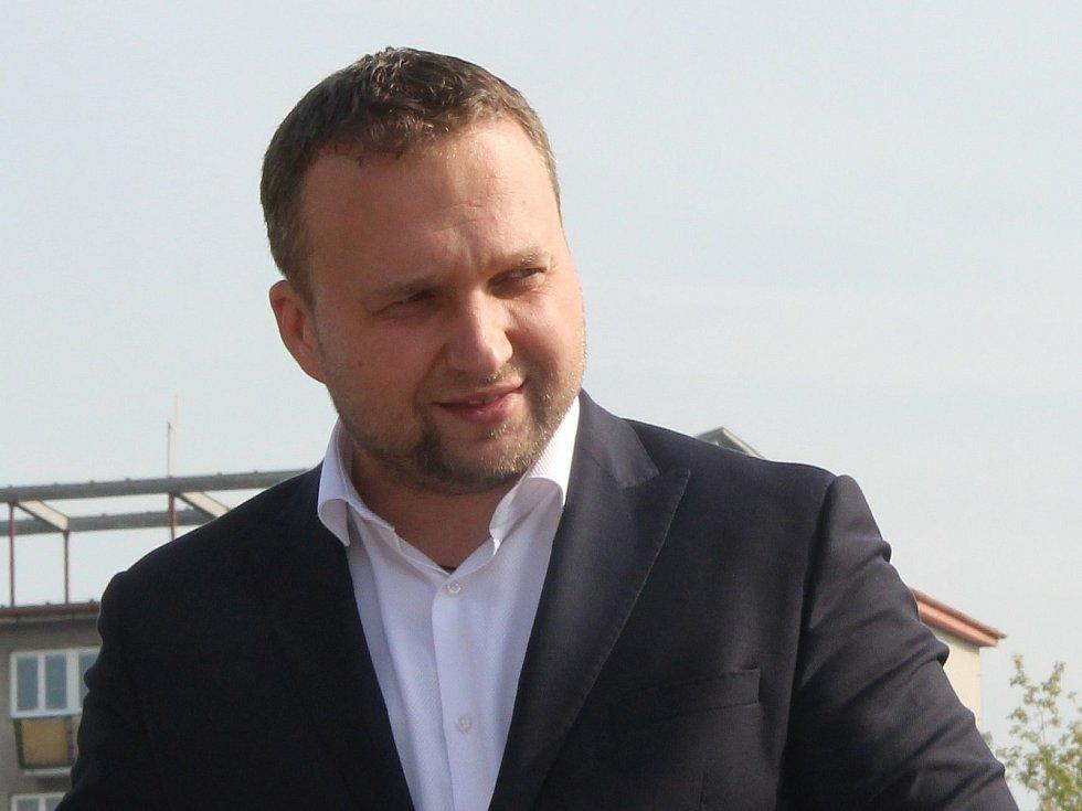 Spojenci – Koalice pro Olomoucký kraj: lídr Marian Jurečka