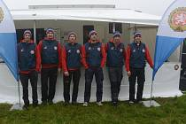 Češi na mistrovství Evropy v nizozemském Markelo