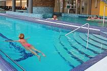 Wellness Horal - termální bazény