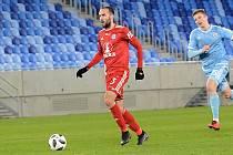 Jan Zahradníček. Sigma porazila Slovan na Tehelném poli 3:2