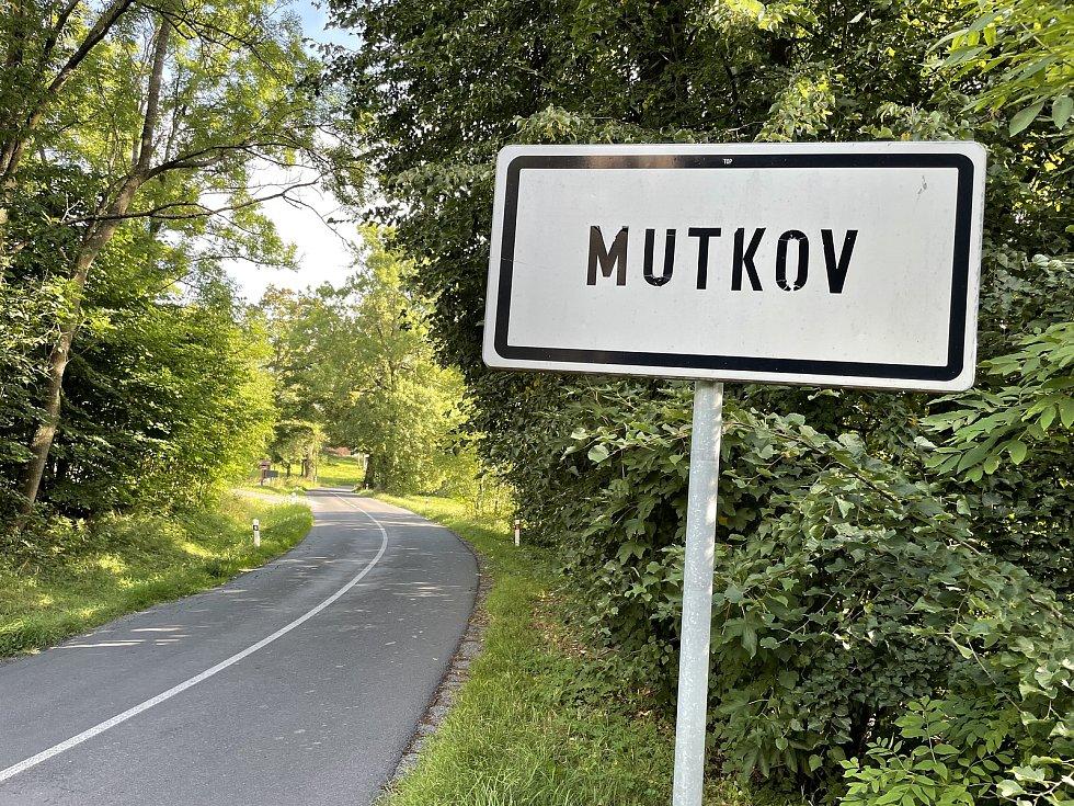 Mutkov, srpen 2021