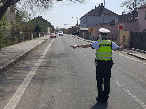 Dopravně bezpečnostní akce SPEED MARATHON 2018 v Olomouckém kraji