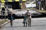 30. března 2006. Olomouc, myší díra