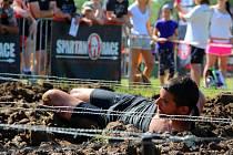 Extrémní překážkový závod Spartan Race v Litovli