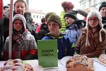 Vánoční jarmark v Uničově – 13. 12. 2014