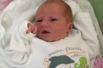 MAGDALÉNA BALÁŽOVÁ, OLOMOUC – narozena 10.12.2013 v Olomouci, 2700 g