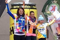 Zleva: Blahova, Trefna, Havlikova