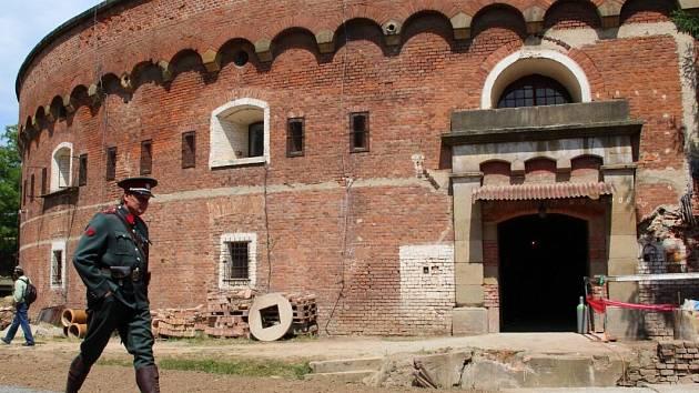 Olomoucký fort XIII na Nové Ulici
