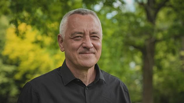 Hejtman Olomouckého kraje Josef Suchánek.
