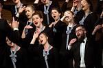 Svátky písní Olomouc 2019.  Choir of the University of Economics in Katowice, Polsko