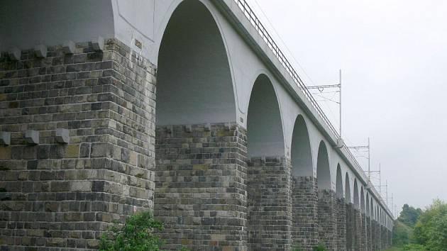 Viadukty v Hranicích