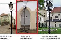 Porovnání lamp.
