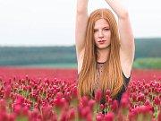 Veronika Suchánková, 23 let, asistentka prodeje, Olomouc-Bukovany