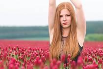 48. Lenka Komárková, 18 let, studentka GJW, Prostějov
