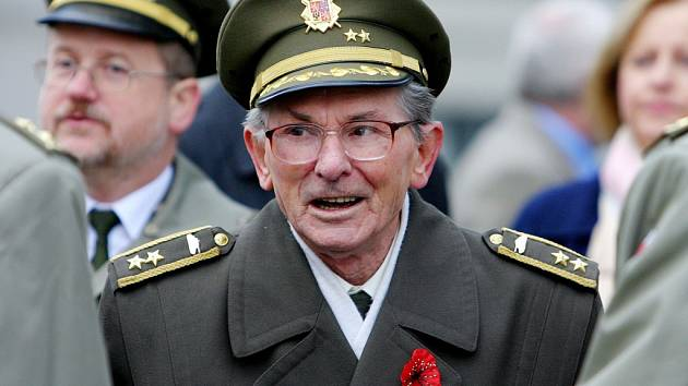 Antonín Špaček.