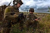 Cvičení NATO Ramstein Rover na Libavé