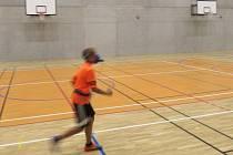 Fotbalová akademie: testování v centru Baluo Univerzity Palackého Olomouc