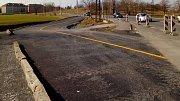 Provizorium, na které najede doprava na I/46 kvůli demolici mostku, se musí vyladit. Řidiči nákladních aut by měli s ostrým úhlem problém a provoz by mohl kolabovat,