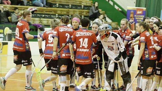 Olomoucké florbalistky prohrály v Souboji měst s Ostravou