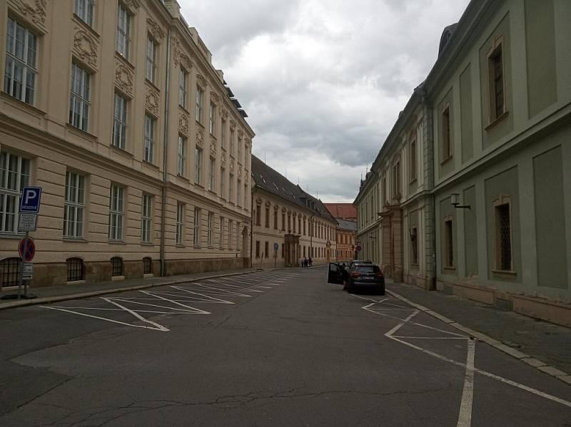 Filmová místa v Olomouci. Ulice Křížkovského