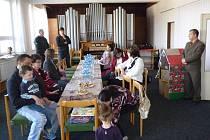 Mateřské centrum Medvídek v Moravském Berouně