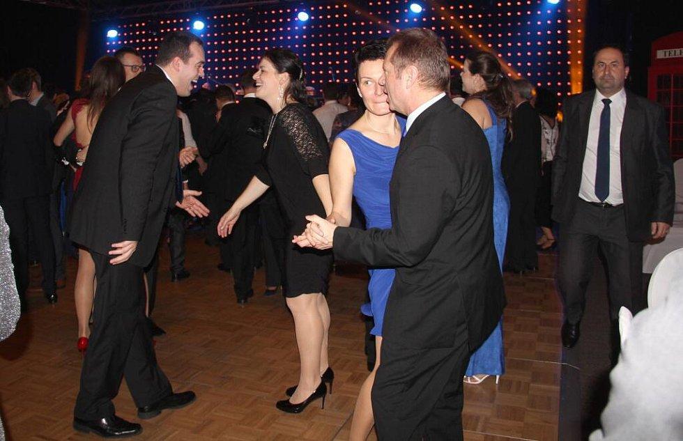 Olomoucký ples 2017 v NH hotelu