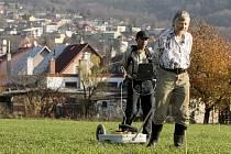 Odborníci zkoumají štoly pod Vinným vrchem ve Šternberku