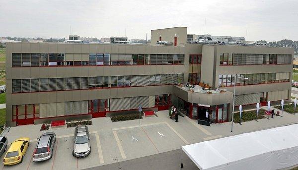 Regionální centrum pokročilých technologií a materiálů (RCPTM) vOlomouci
