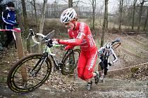 Český pohár v cyklokrosu v Uničově