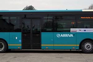Autobus Iveco řady Crossway