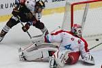 Zápas 27. kola hokejové extraligy mezi týmy HC Dukla Jihlava a HC Olomouc.