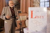 Autor knihy Listy v exilu Dušan Havlíček