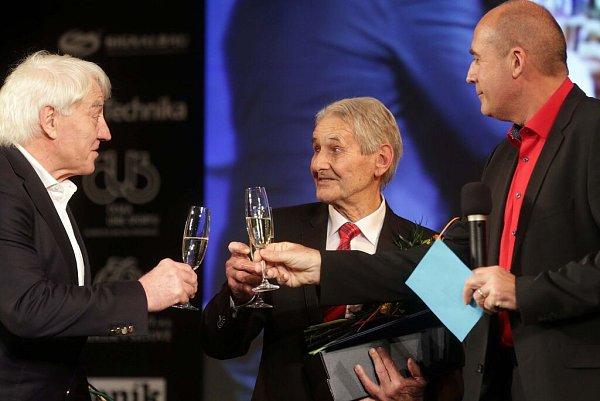 Čestná cena Květoslav Vykydal. Vyhlášení Sportovce Olomouckého kraje za rok 2015