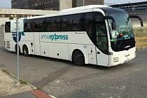 Autobus Arriva Express. Ilustrační foto