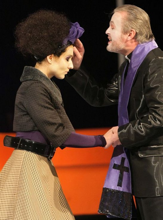 Komedie Mandragora v Moravském divadle