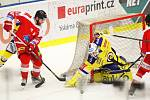Berani Zlín proti HC Olomouc