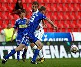 Slavia proti Sigmě v semifinále Ondrášovka Cupu