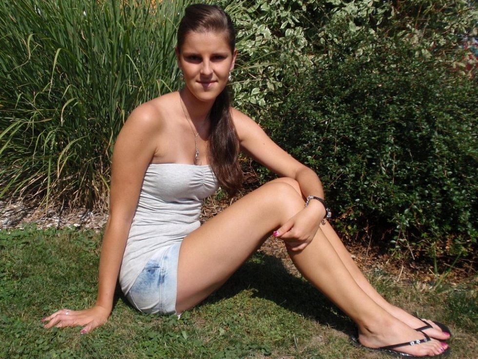 Klára Zifčáková, 19 let, studentka, Moravský Beroun