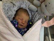 Amália Staruchová, Uničov, narozena 24. ledna, míra 50 cm, váha 3440 g