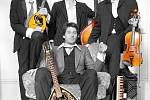 Francouzská klezmerová kapela Glik