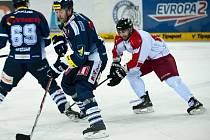 Liberec vs. Olomouc - baráž o extraligu