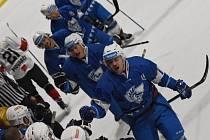 HC Univerzita Palackého v Olomouci zvítězila na ledě UK Hockey Prague.
