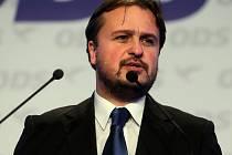 Petr Sokol na kongresu ODS v Olomouci