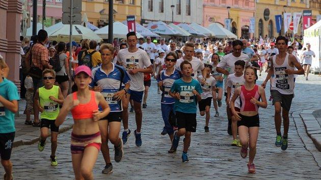 Olomoucký půlmaraton 2016
