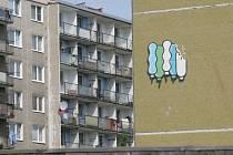 Street art vás někdy upoutá, jindy si ho ani nevšimnete.